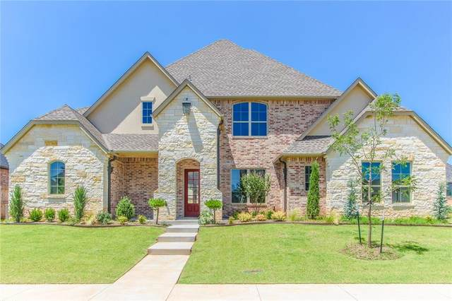 4419 Fountain View, Norman, OK 73072 (MLS #903608) :: Erhardt Group at Keller Williams Mulinix OKC