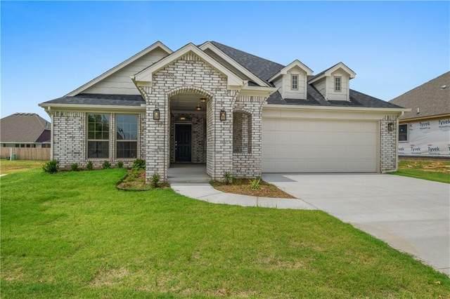 16113 Buffalo Drive, Moore, OK 73170 (MLS #903944) :: Homestead & Co