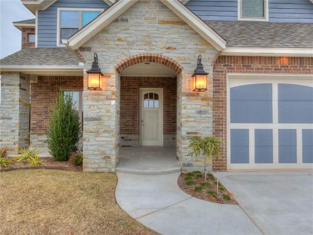 508 Mirano Lane, Edmond, OK 73034 (MLS #903961) :: Homestead & Co