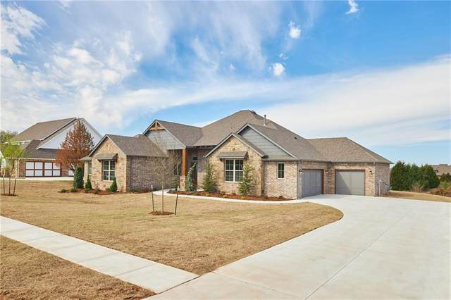 3116 Epora Drive, Norman, OK 73069 (MLS #903974) :: Homestead & Co