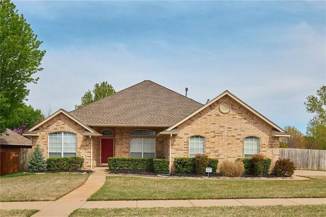 201 NW 160th Street, Edmond, OK 73013 (MLS #904480) :: Homestead & Co