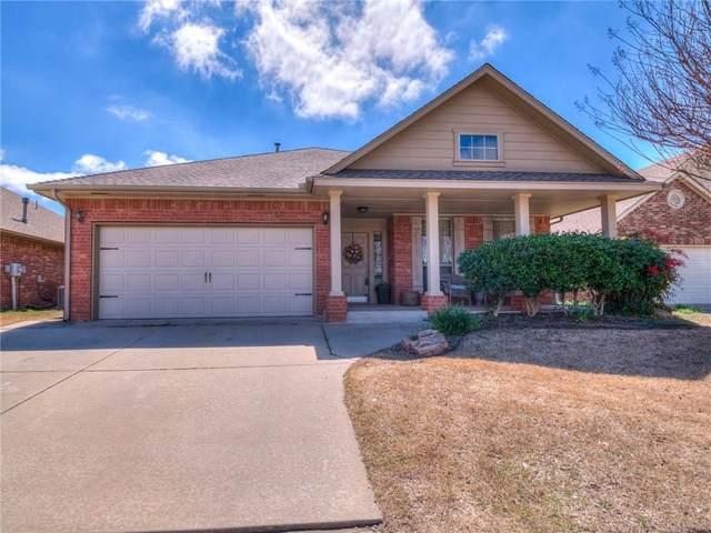 3612 Ladybank Lane, Norman, OK 73072 (MLS #904493) :: Homestead & Co