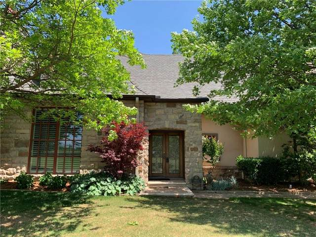 5813 Columbine Way, Oklahoma City, OK 73142 (MLS #904553) :: Erhardt Group at Keller Williams Mulinix OKC