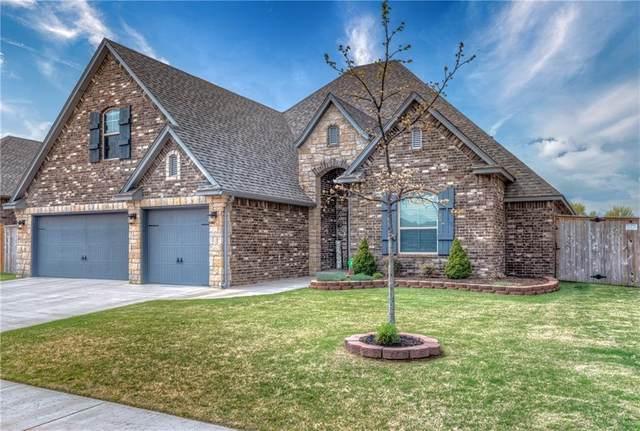 12917 Preakness Road, Oklahoma City, OK 73173 (MLS #904566) :: Homestead & Co