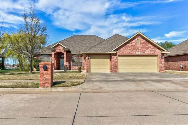 6616 Chelsey Lane, Oklahoma City, OK 73132 (MLS #904723) :: Homestead & Co