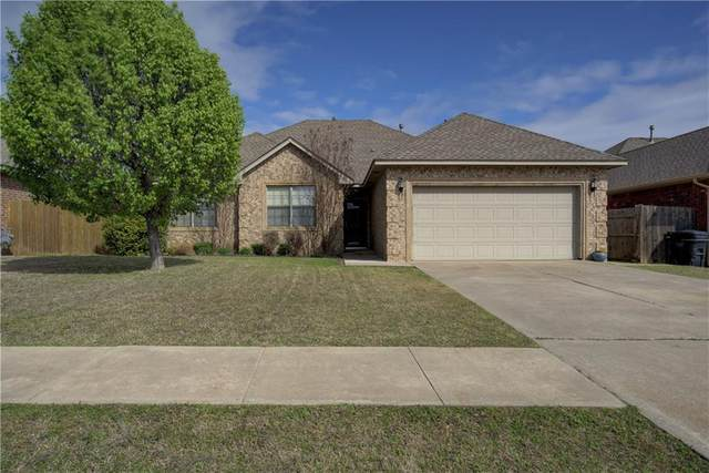 4108 Notting Hill Drive, Moore, OK 73160 (MLS #904904) :: Homestead & Co