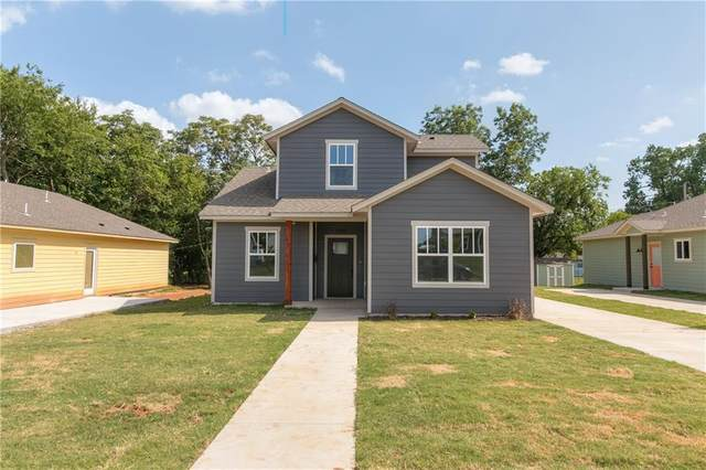 1708 NE Euclid Street, Oklahoma City, OK 73117 (MLS #905076) :: Homestead & Co