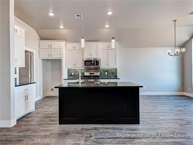 8209 NW 151st Street, Edmond, OK 73013 (MLS #905100) :: Homestead & Co