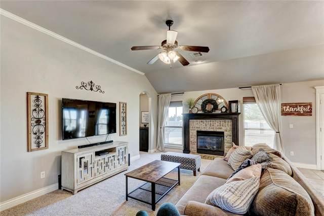 19213 Everwood Drive, Edmond, OK 73012 (MLS #905182) :: Keri Gray Homes