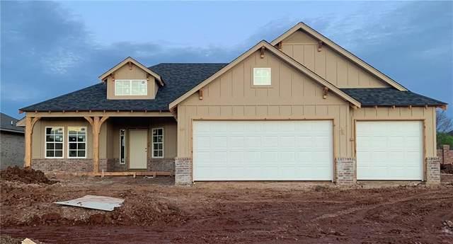13308 Stonedale Drive, Oklahoma City, OK 73142 (MLS #905211) :: Homestead & Co