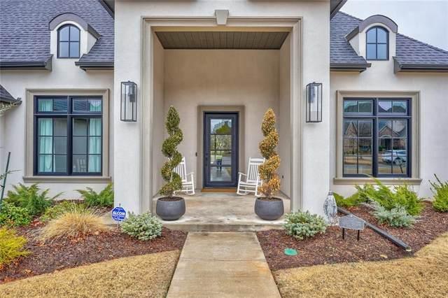 3401 NW 173rd Street, Edmond, OK 73012 (MLS #905286) :: Homestead & Co