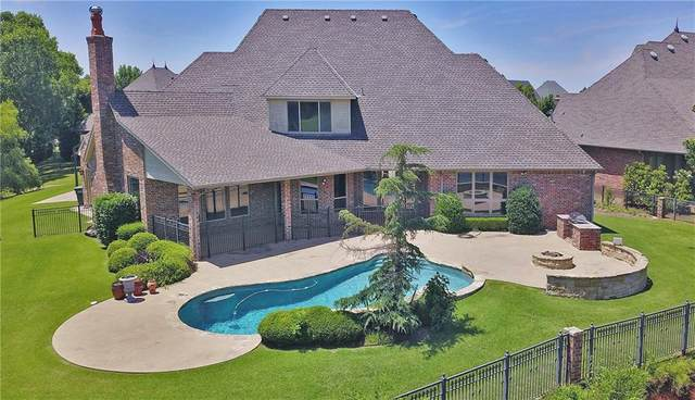 6600 Oak View Road, Edmond, OK 73025 (MLS #905631) :: Homestead & Co