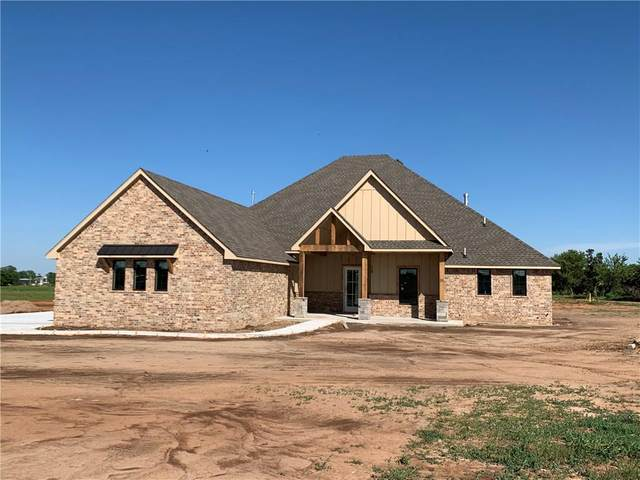2524 Vlasta Drive, Oklahoma City, OK 73128 (MLS #905674) :: Homestead & Co