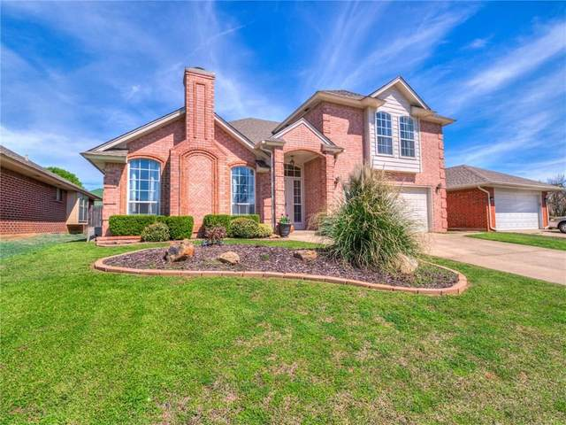 3413 Buckhorn Drive, Norman, OK 73072 (MLS #905745) :: Homestead & Co