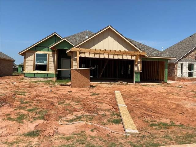 4313 Angel Oak Drive, Oklahoma City, OK 73179 (MLS #905855) :: Homestead & Co
