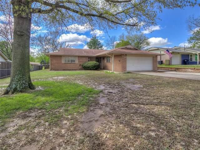 42 Mojave Drive, Shawnee, OK 74801 (MLS #905931) :: Homestead & Co