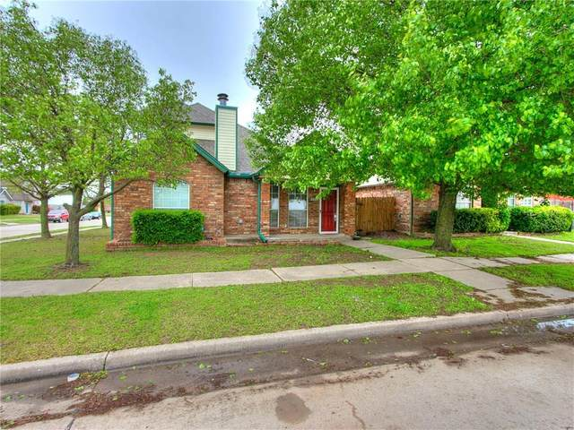 2600 Briarcliff Drive, Moore, OK 73170 (MLS #906047) :: Homestead & Co