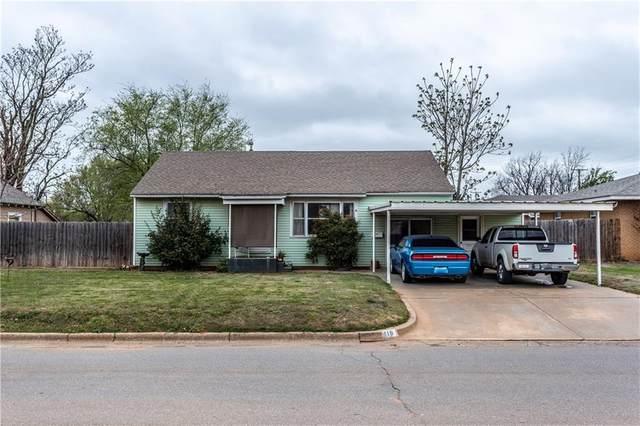 419 N Kansas Street, Weatherford, OK 73096 (MLS #906048) :: Homestead & Co