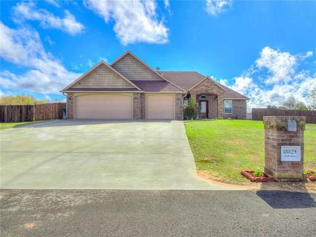 18829 Kelli Lane, Shawnee, OK 74801 (MLS #906110) :: Homestead & Co