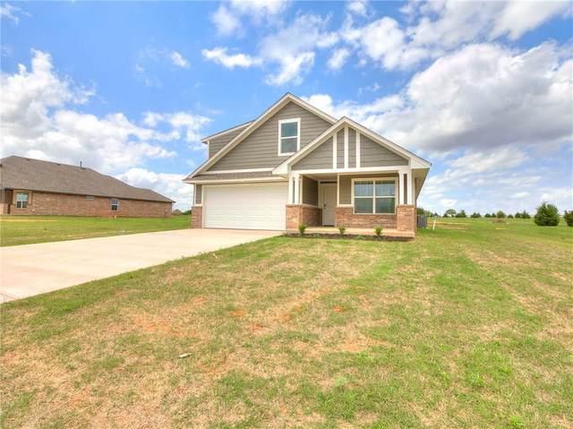 1321 Lakeview Drive, Edmond, OK 73034 (MLS #906192) :: Homestead & Co