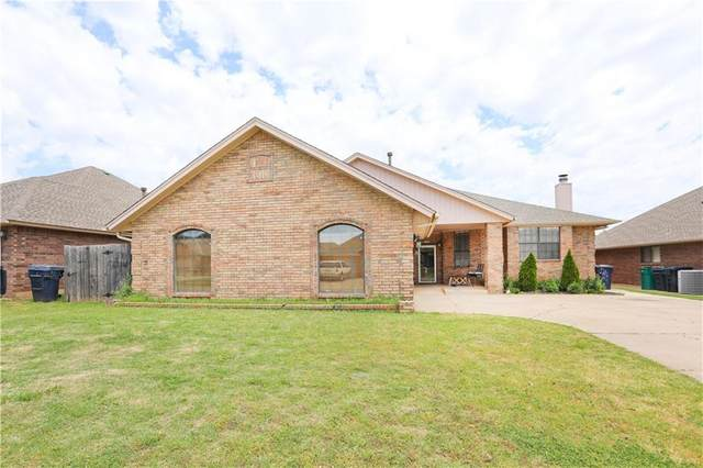 436 Cactus Road, Yukon, OK 73099 (MLS #906202) :: Homestead & Co