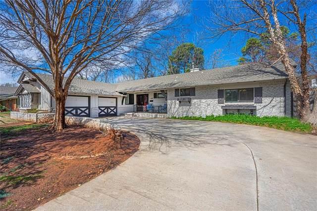 2241 NW 56th Street, Oklahoma City, OK 73112 (MLS #906288) :: Homestead & Co