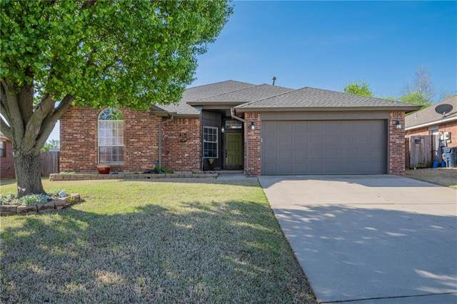 12400 NW 12th Street, Yukon, OK 73099 (MLS #906303) :: Keri Gray Homes