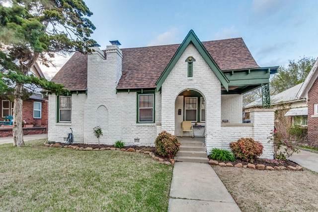 2205 NW 22nd Street, Oklahoma City, OK 73107 (MLS #906616) :: Homestead & Co