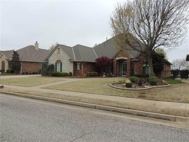 10709 Fairway Avenue, Oklahoma City, OK 73170 (MLS #906710) :: Homestead & Co