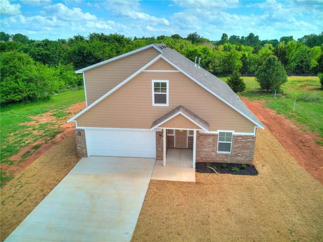 1330 Lakeview Drive, Edmond, OK 73034 (MLS #906868) :: Homestead & Co