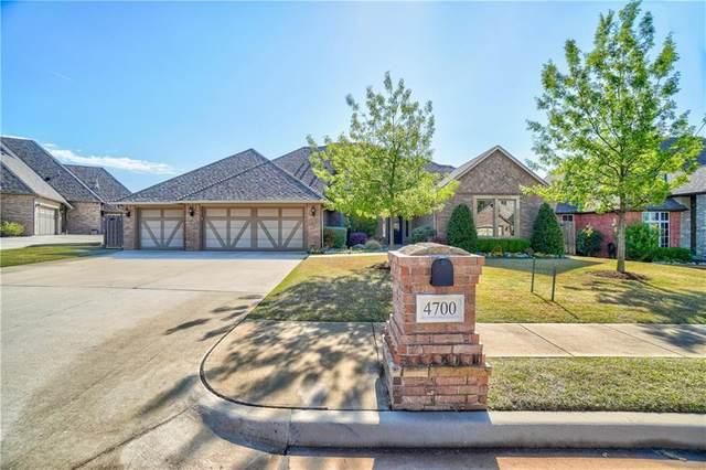 4700 Caveat Drive, Edmond, OK 73025 (MLS #906922) :: Homestead & Co