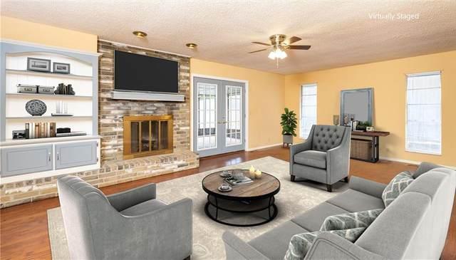 7400 NW 31st Terrace, Bethany, OK 73008 (MLS #907014) :: Keri Gray Homes