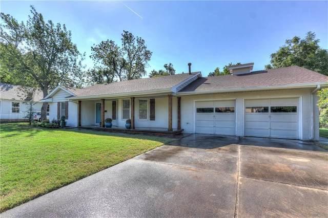 3228 NW 17th Street, Oklahoma City, OK 73107 (MLS #907286) :: Homestead & Co