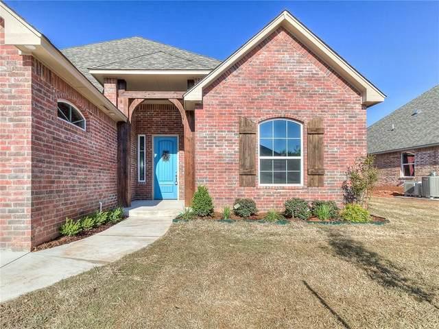 15009 Jefferson Lane, Oklahoma City, OK 73134 (MLS #907300) :: Homestead & Co