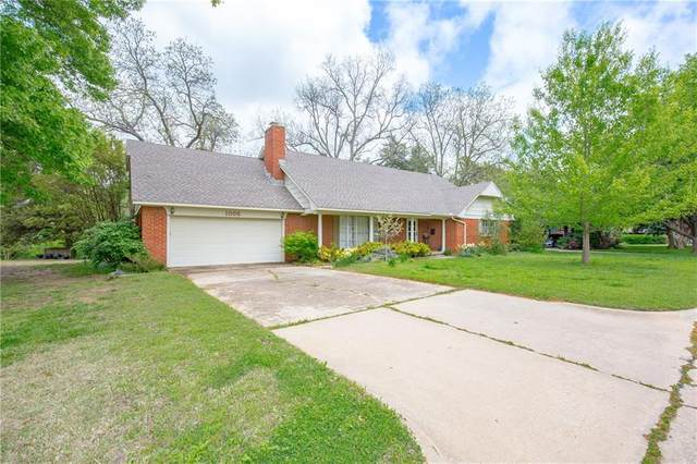 1005 Mockingbird Lane, Norman, OK 73071 (MLS #907749) :: Homestead & Co
