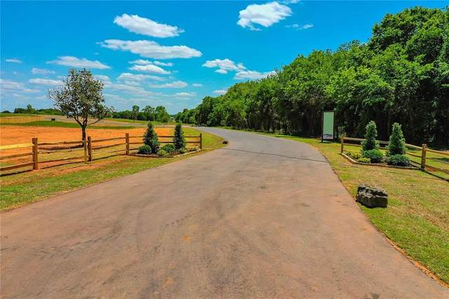 Hidden View Acres Drive, Blanchard, OK 73010 (MLS #907787) :: Homestead & Co