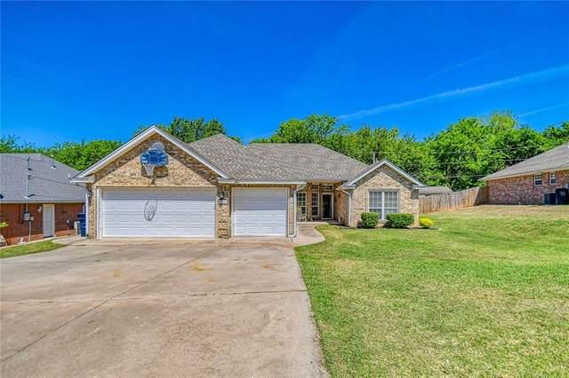939 Blue Bird Terrace, Purcell, OK 73080 (MLS #907862) :: Homestead & Co