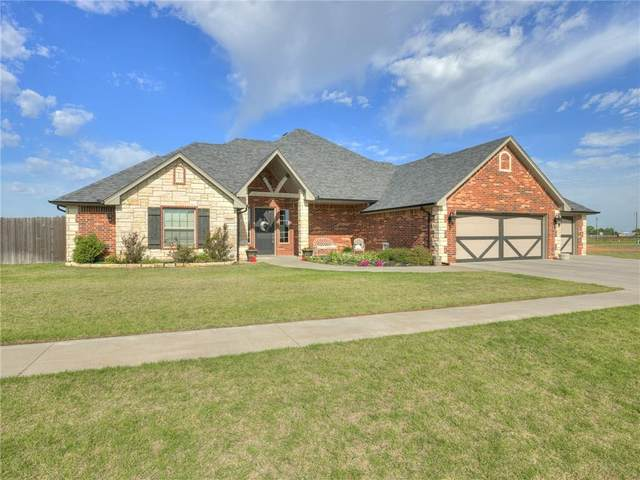 3501 Hogan Drive, Weatherford, OK 73096 (MLS #908335) :: Homestead & Co