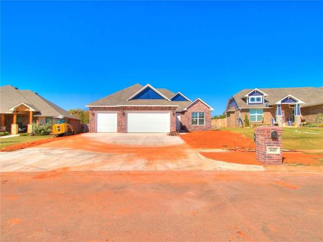 1605 Pendleton Place, Moore, OK 73160 (MLS #908382) :: ClearPoint Realty