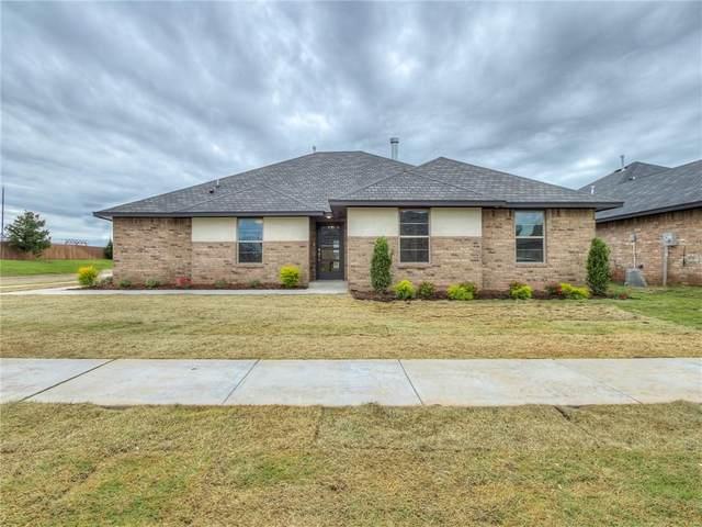 16701 Monroe Drive, Edmond, OK 73012 (MLS #908425) :: Keri Gray Homes