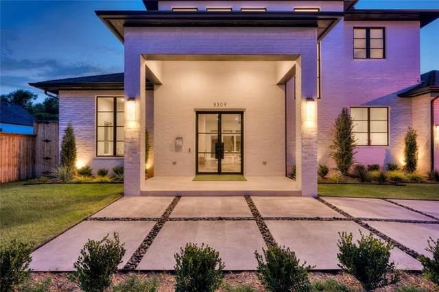 8309 Greystone Avenue, Oklahoma City, OK 73120 (MLS #908447) :: Homestead & Co