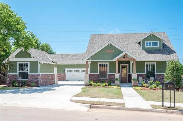 3600 Pavilion Place, Edmond, OK 73034 (MLS #908496) :: Homestead & Co