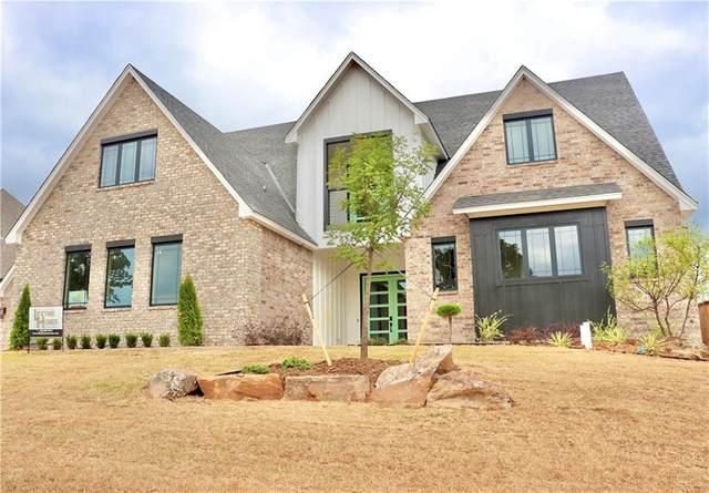 8201 Ridge Creek Drive, Edmond, OK 73034 (MLS #908665) :: Keri Gray Homes