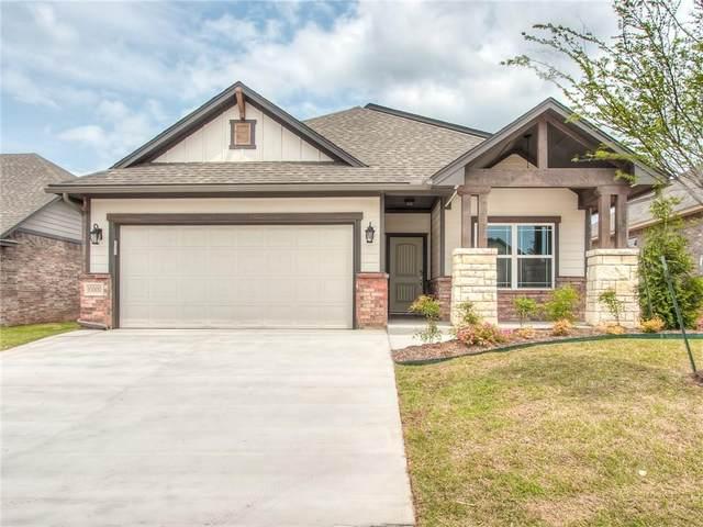 10000 Glover River Drive, Yukon, OK 73099 (MLS #908739) :: Keri Gray Homes