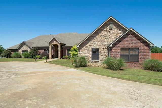 587 S 275th West Avenue, Sand Springs, OK 74063 (MLS #908792) :: Keri Gray Homes