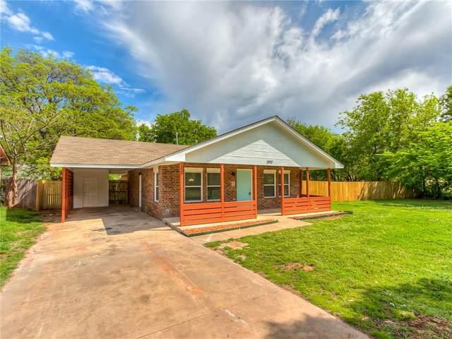 3001 SW 41st Street, Oklahoma City, OK 73119 (MLS #908846) :: Homestead & Co