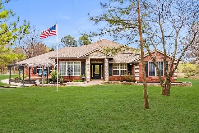2501 NE 72nd Avenue, Norman, OK 73026 (MLS #908878) :: Homestead & Co