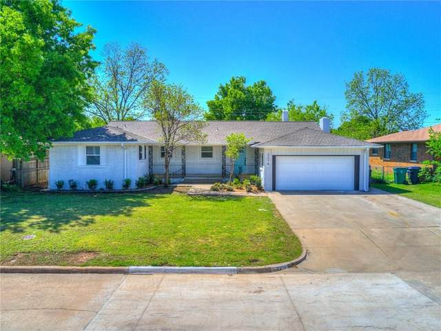 3218 NW 67th Street, Oklahoma City, OK 73116 (MLS #908938) :: The UB Home Team at Whittington Realty