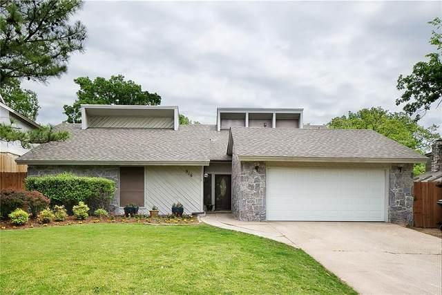 916 Sandhurst Drive, Edmond, OK 73034 (MLS #909167) :: Homestead & Co