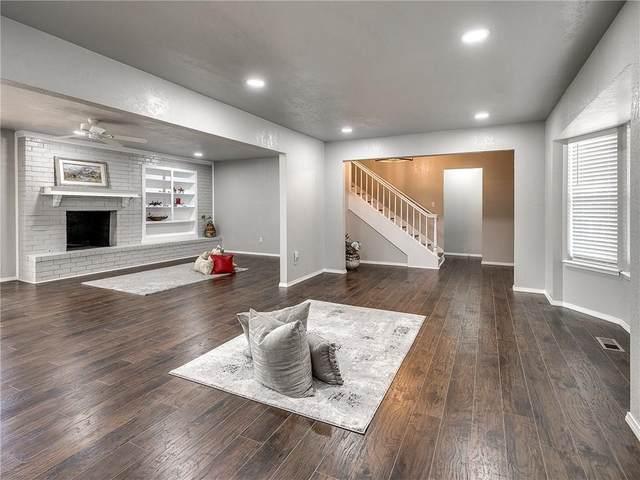 6905 Woodridge Avenue, Oklahoma City, OK 73132 (MLS #909251) :: Homestead & Co